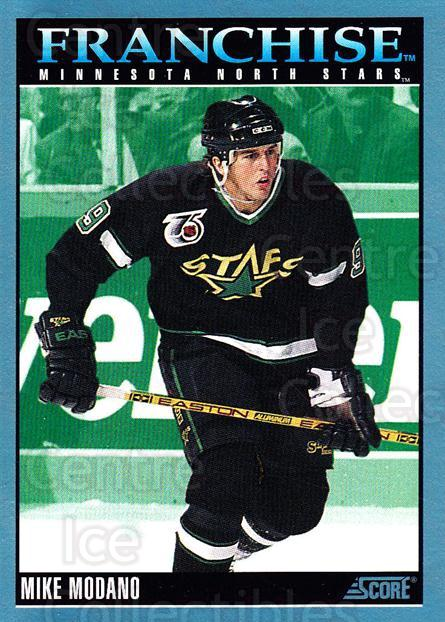 1992-93 Score Canadian #427 Mike Modano<br/>4 In Stock - $1.00 each - <a href=https://centericecollectibles.foxycart.com/cart?name=1992-93%20Score%20Canadian%20%23427%20Mike%20Modano...&quantity_max=4&price=$1.00&code=255828 class=foxycart> Buy it now! </a>