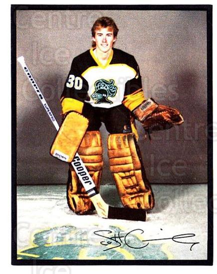1985-86 London Knights #29 Scott Cumming<br/>3 In Stock - $3.00 each - <a href=https://centericecollectibles.foxycart.com/cart?name=1985-86%20London%20Knights%20%2329%20Scott%20Cumming...&quantity_max=3&price=$3.00&code=25585 class=foxycart> Buy it now! </a>