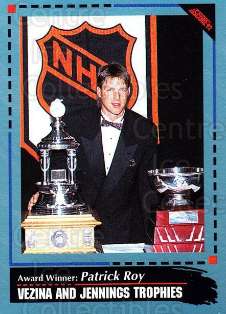 1992-93 Score Canadian #527 Patrick Roy<br/>1 In Stock - $2.00 each - <a href=https://centericecollectibles.foxycart.com/cart?name=1992-93%20Score%20Canadian%20%23527%20Patrick%20Roy...&quantity_max=1&price=$2.00&code=255928 class=foxycart> Buy it now! </a>