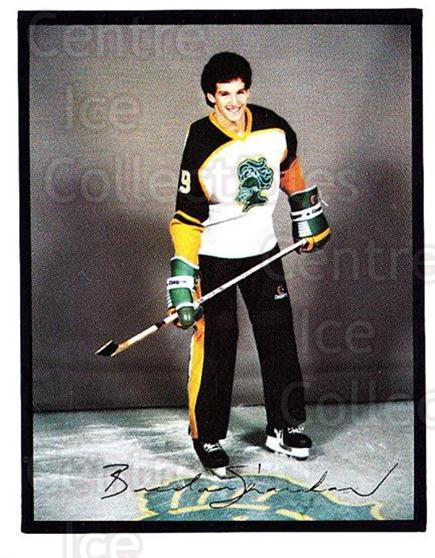 1985-86 London Knights #9 Brendan Shanahan<br/>1 In Stock - $20.00 each - <a href=https://centericecollectibles.foxycart.com/cart?name=1985-86%20London%20Knights%20%239%20Brendan%20Shanaha...&quantity_max=1&price=$20.00&code=25592 class=foxycart> Buy it now! </a>