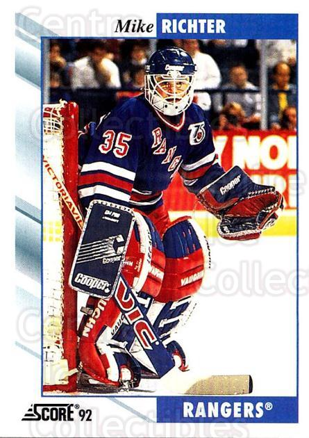 1992-93 Score USA #5 Mike Richter<br/>3 In Stock - $1.00 each - <a href=https://centericecollectibles.foxycart.com/cart?name=1992-93%20Score%20USA%20%235%20Mike%20Richter...&quantity_max=3&price=$1.00&code=255956 class=foxycart> Buy it now! </a>