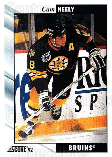 1992-93 Score USA #10 Cam Neely<br/>3 In Stock - $1.00 each - <a href=https://centericecollectibles.foxycart.com/cart?name=1992-93%20Score%20USA%20%2310%20Cam%20Neely...&quantity_max=3&price=$1.00&code=255961 class=foxycart> Buy it now! </a>
