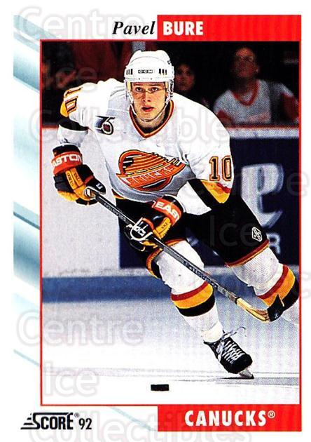 1992-93 Score USA #14 Pavel Bure<br/>1 In Stock - $1.00 each - <a href=https://centericecollectibles.foxycart.com/cart?name=1992-93%20Score%20USA%20%2314%20Pavel%20Bure...&quantity_max=1&price=$1.00&code=255965 class=foxycart> Buy it now! </a>