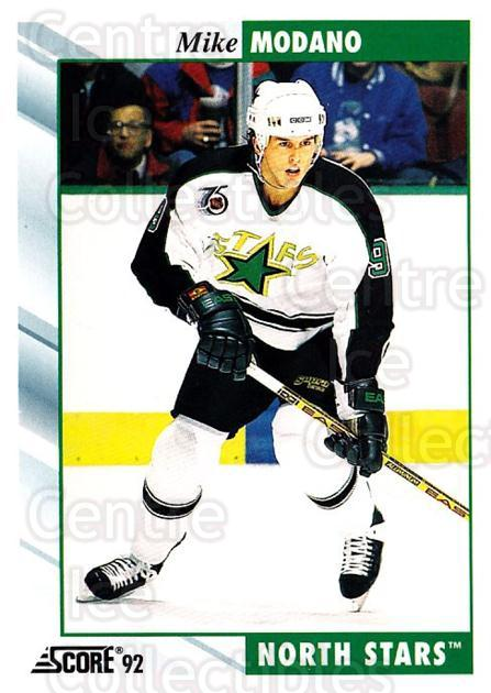 1992-93 Score USA #139 Mike Modano<br/>2 In Stock - $1.00 each - <a href=https://centericecollectibles.foxycart.com/cart?name=1992-93%20Score%20USA%20%23139%20Mike%20Modano...&quantity_max=2&price=$1.00&code=256090 class=foxycart> Buy it now! </a>