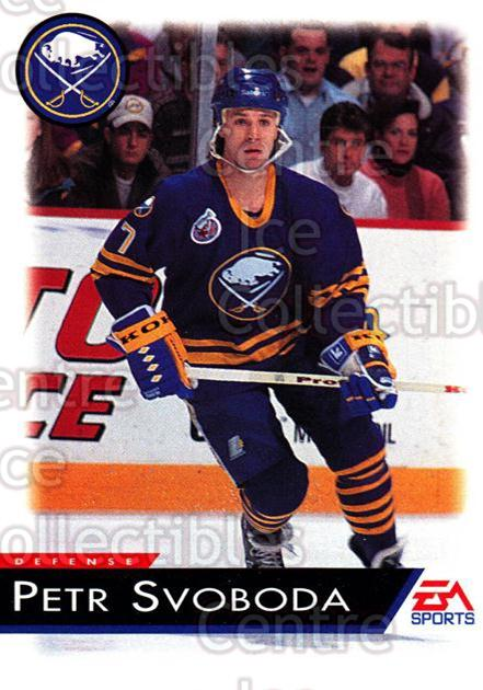 1994 EA Sports #14 Petr Svoboda<br/>3 In Stock - $1.00 each - <a href=https://centericecollectibles.foxycart.com/cart?name=1994%20EA%20Sports%20%2314%20Petr%20Svoboda...&quantity_max=3&price=$1.00&code=2561 class=foxycart> Buy it now! </a>