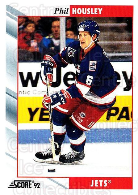 1992-93 Score USA #299 Phil Housley<br/>4 In Stock - $1.00 each - <a href=https://centericecollectibles.foxycart.com/cart?name=1992-93%20Score%20USA%20%23299%20Phil%20Housley...&quantity_max=4&price=$1.00&code=256250 class=foxycart> Buy it now! </a>