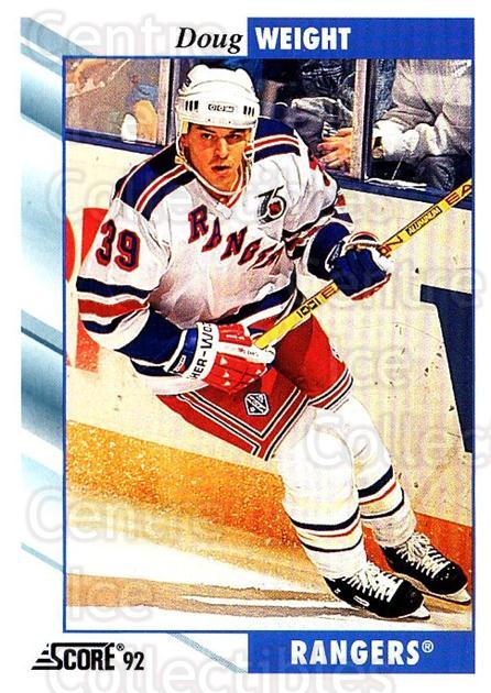 1992-93 Score USA #314 Doug Weight<br/>4 In Stock - $1.00 each - <a href=https://centericecollectibles.foxycart.com/cart?name=1992-93%20Score%20USA%20%23314%20Doug%20Weight...&quantity_max=4&price=$1.00&code=256265 class=foxycart> Buy it now! </a>