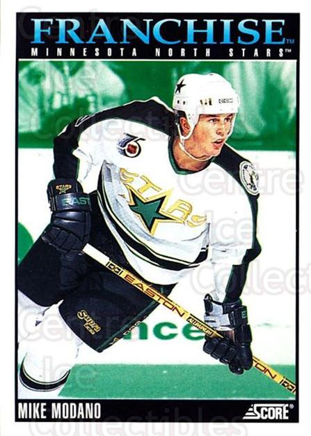 1992-93 Score USA #427 Mike Modano<br/>2 In Stock - $1.00 each - <a href=https://centericecollectibles.foxycart.com/cart?name=1992-93%20Score%20USA%20%23427%20Mike%20Modano...&quantity_max=2&price=$1.00&code=256378 class=foxycart> Buy it now! </a>