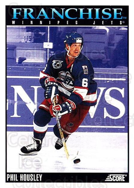 1992-93 Score USA #440 Phil Housley<br/>4 In Stock - $1.00 each - <a href=https://centericecollectibles.foxycart.com/cart?name=1992-93%20Score%20USA%20%23440%20Phil%20Housley...&quantity_max=4&price=$1.00&code=256391 class=foxycart> Buy it now! </a>