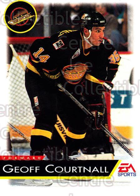 1994 EA Sports #142 Geoff Courtnall<br/>6 In Stock - $1.00 each - <a href=https://centericecollectibles.foxycart.com/cart?name=1994%20EA%20Sports%20%23142%20Geoff%20Courtnall...&quantity_max=6&price=$1.00&code=2564 class=foxycart> Buy it now! </a>