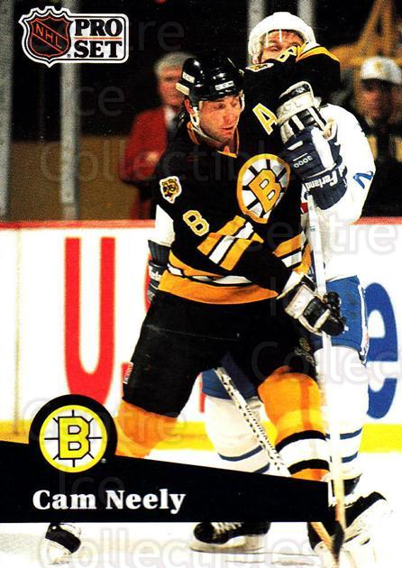 1991-92 Pro Set #5 Cam Neely<br/>2 In Stock - $1.00 each - <a href=https://centericecollectibles.foxycart.com/cart?name=1991-92%20Pro%20Set%20%235%20Cam%20Neely...&quantity_max=2&price=$1.00&code=256506 class=foxycart> Buy it now! </a>