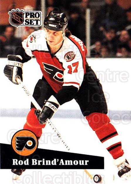 1991-92 Pro Set #453 Rod Brind'Amour<br/>1 In Stock - $1.00 each - <a href=https://centericecollectibles.foxycart.com/cart?name=1991-92%20Pro%20Set%20%23453%20Rod%20Brind'Amour...&quantity_max=1&price=$1.00&code=256954 class=foxycart> Buy it now! </a>
