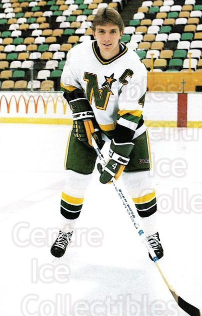 1985-86 Minnesota North Stars Postcards #13 Craig Hartsburg<br/>3 In Stock - $3.00 each - <a href=https://centericecollectibles.foxycart.com/cart?name=1985-86%20Minnesota%20North%20Stars%20Postcards%20%2313%20Craig%20Hartsburg...&quantity_max=3&price=$3.00&code=25699 class=foxycart> Buy it now! </a>