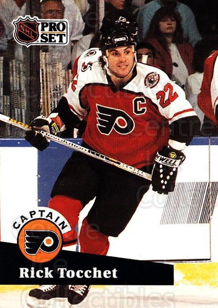 1991-92 Pro Set #580 Rick Tocchet<br/>6 In Stock - $1.00 each - <a href=https://centericecollectibles.foxycart.com/cart?name=1991-92%20Pro%20Set%20%23580%20Rick%20Tocchet...&quantity_max=6&price=$1.00&code=257081 class=foxycart> Buy it now! </a>
