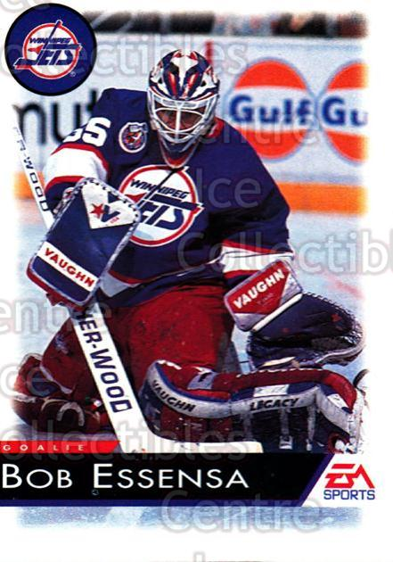 1994 EA Sports #150 Bob Essensa<br/>3 In Stock - $1.00 each - <a href=https://centericecollectibles.foxycart.com/cart?name=1994%20EA%20Sports%20%23150%20Bob%20Essensa...&quantity_max=3&price=$1.00&code=2570 class=foxycart> Buy it now! </a>