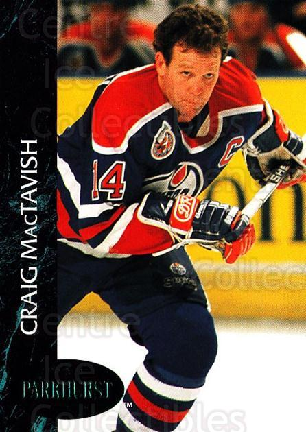 1992-93 Parkhurst Emerald #48 Craig MacTavish<br/>6 In Stock - $2.00 each - <a href=https://centericecollectibles.foxycart.com/cart?name=1992-93%20Parkhurst%20Emerald%20%2348%20Craig%20MacTavish...&quantity_max=6&price=$2.00&code=257404 class=foxycart> Buy it now! </a>