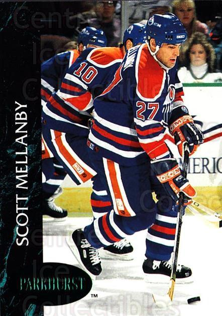 1992-93 Parkhurst Emerald #52 Scott Mellanby<br/>6 In Stock - $2.00 each - <a href=https://centericecollectibles.foxycart.com/cart?name=1992-93%20Parkhurst%20Emerald%20%2352%20Scott%20Mellanby...&quantity_max=6&price=$2.00&code=257408 class=foxycart> Buy it now! </a>