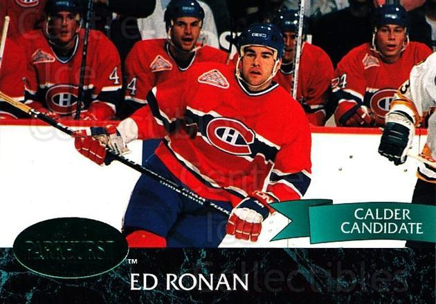 1992-93 Parkhurst Emerald #88 Ed Ronan<br/>6 In Stock - $2.00 each - <a href=https://centericecollectibles.foxycart.com/cart?name=1992-93%20Parkhurst%20Emerald%20%2388%20Ed%20Ronan...&quantity_max=6&price=$2.00&code=257444 class=foxycart> Buy it now! </a>
