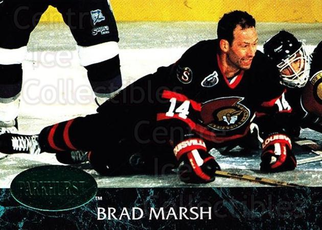 1992-93 Parkhurst Emerald #123 Brad Marsh<br/>7 In Stock - $2.00 each - <a href=https://centericecollectibles.foxycart.com/cart?name=1992-93%20Parkhurst%20Emerald%20%23123%20Brad%20Marsh...&quantity_max=7&price=$2.00&code=257479 class=foxycart> Buy it now! </a>