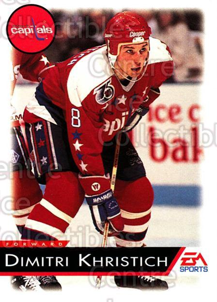 1994 EA Sports #154 Dimitri Khristich<br/>5 In Stock - $1.00 each - <a href=https://centericecollectibles.foxycart.com/cart?name=1994%20EA%20Sports%20%23154%20Dimitri%20Khristi...&quantity_max=5&price=$1.00&code=2574 class=foxycart> Buy it now! </a>