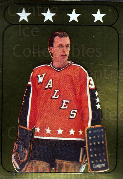 1985-86 O-Pee-Chee Stickers #114-0 Tom Barrasso<br/>4 In Stock - $2.00 each - <a href=https://centericecollectibles.foxycart.com/cart?name=1985-86%20O-Pee-Chee%20Stickers%20%23114-0%20Tom%20Barrasso...&quantity_max=4&price=$2.00&code=25759 class=foxycart> Buy it now! </a>