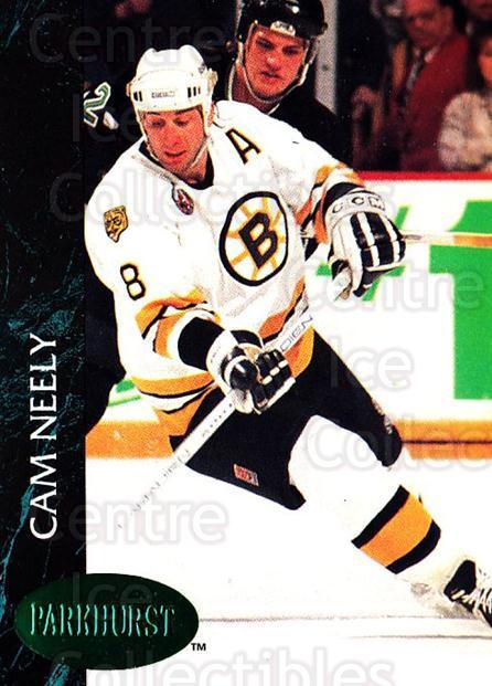 1992-93 Parkhurst Emerald #248 Cam Neely<br/>5 In Stock - $2.00 each - <a href=https://centericecollectibles.foxycart.com/cart?name=1992-93%20Parkhurst%20Emerald%20%23248%20Cam%20Neely...&quantity_max=5&price=$2.00&code=257604 class=foxycart> Buy it now! </a>