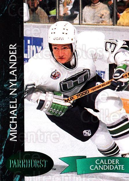 1992-93 Parkhurst Emerald #294 Michael Nylander<br/>6 In Stock - $2.00 each - <a href=https://centericecollectibles.foxycart.com/cart?name=1992-93%20Parkhurst%20Emerald%20%23294%20Michael%20Nylande...&quantity_max=6&price=$2.00&code=257650 class=foxycart> Buy it now! </a>