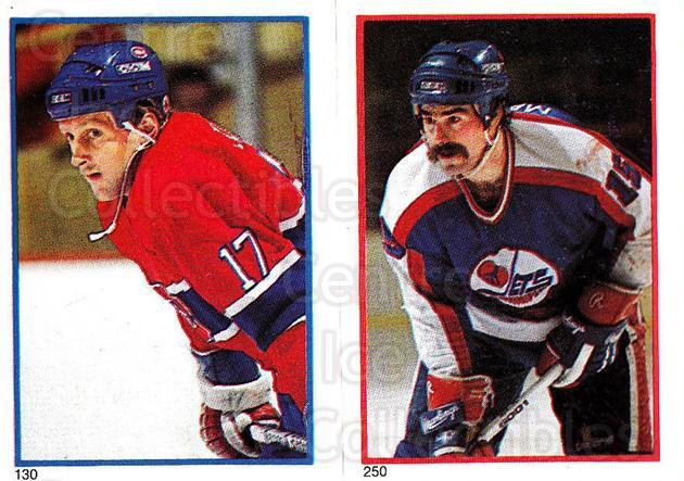 1985-86 O-Pee-Chee Stickers #130-250 Craig Ludwig, Paul MacLean<br/>7 In Stock - $2.00 each - <a href=https://centericecollectibles.foxycart.com/cart?name=1985-86%20O-Pee-Chee%20Stickers%20%23130-250%20Craig%20Ludwig,%20P...&quantity_max=7&price=$2.00&code=25774 class=foxycart> Buy it now! </a>