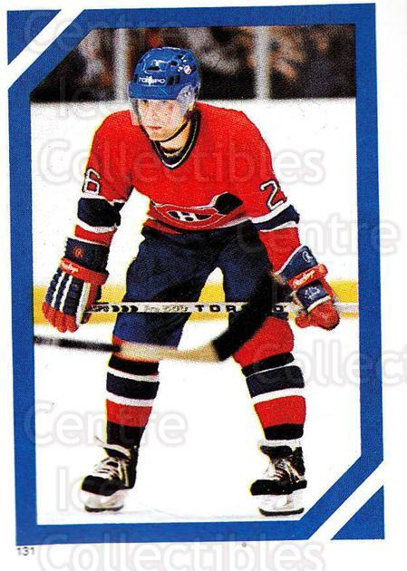 1985-86 O-Pee-Chee Stickers #131-0 Mats Naslund<br/>2 In Stock - $2.00 each - <a href=https://centericecollectibles.foxycart.com/cart?name=1985-86%20O-Pee-Chee%20Stickers%20%23131-0%20Mats%20Naslund...&quantity_max=2&price=$2.00&code=25775 class=foxycart> Buy it now! </a>