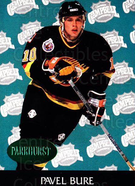 1992-93 Parkhurst Emerald #460 Pavel Bure<br/>3 In Stock - $2.00 each - <a href=https://centericecollectibles.foxycart.com/cart?name=1992-93%20Parkhurst%20Emerald%20%23460%20Pavel%20Bure...&quantity_max=3&price=$2.00&code=257816 class=foxycart> Buy it now! </a>