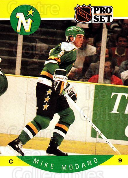 1990-91 Pro Set #142 Mike Modano<br/>12 In Stock - $1.00 each - <a href=https://centericecollectibles.foxycart.com/cart?name=1990-91%20Pro%20Set%20%23142%20Mike%20Modano...&price=$1.00&code=258008 class=foxycart> Buy it now! </a>