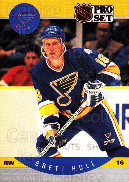 1990-91 Pro Set #263 Brett Hull<br/>4 In Stock - $1.00 each - <a href=https://centericecollectibles.foxycart.com/cart?name=1990-91%20Pro%20Set%20%23263%20Brett%20Hull...&price=$1.00&code=258129 class=foxycart> Buy it now! </a>