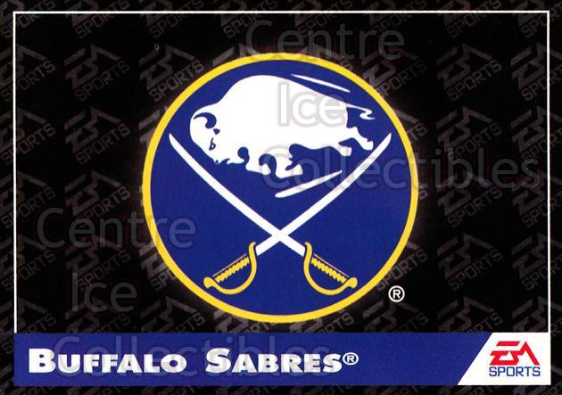1994 EA Sports #161 Buffalo Sabres<br/>6 In Stock - $1.00 each - <a href=https://centericecollectibles.foxycart.com/cart?name=1994%20EA%20Sports%20%23161%20Buffalo%20Sabres...&quantity_max=6&price=$1.00&code=2582 class=foxycart> Buy it now! </a>