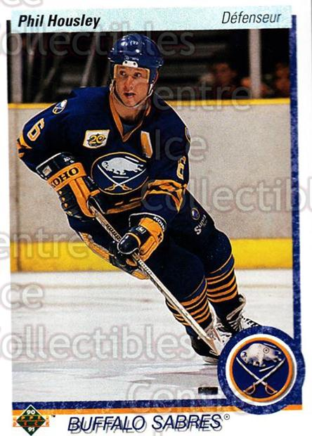 1990-91 Upper Deck French #22 Phil Housley<br/>16 In Stock - $1.00 each - <a href=https://centericecollectibles.foxycart.com/cart?name=1990-91%20Upper%20Deck%20French%20%2322%20Phil%20Housley...&quantity_max=16&price=$1.00&code=258593 class=foxycart> Buy it now! </a>