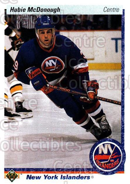 1990-91 Upper Deck French #226 Hubie McDonough<br/>14 In Stock - $1.00 each - <a href=https://centericecollectibles.foxycart.com/cart?name=1990-91%20Upper%20Deck%20French%20%23226%20Hubie%20McDonough...&quantity_max=14&price=$1.00&code=258797 class=foxycart> Buy it now! </a>