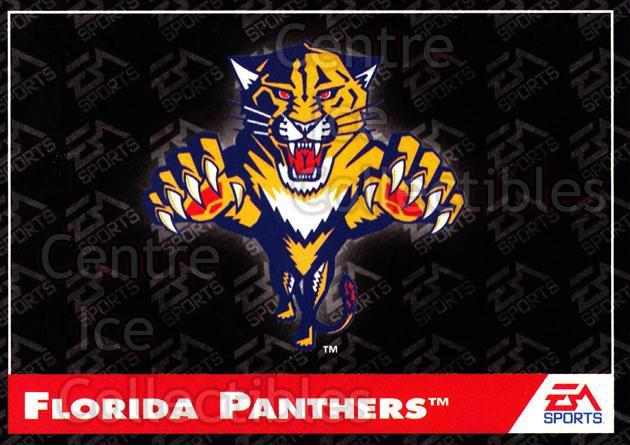 1994 EA Sports #166 Florida Panthers<br/>6 In Stock - $1.00 each - <a href=https://centericecollectibles.foxycart.com/cart?name=1994%20EA%20Sports%20%23166%20Florida%20Panther...&quantity_max=6&price=$1.00&code=2587 class=foxycart> Buy it now! </a>