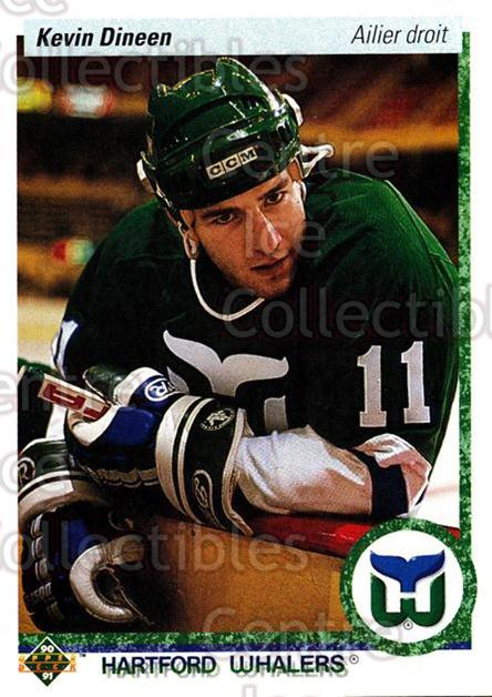 1990-91 Upper Deck French #266 Kevin Dineen<br/>15 In Stock - $1.00 each - <a href=https://centericecollectibles.foxycart.com/cart?name=1990-91%20Upper%20Deck%20French%20%23266%20Kevin%20Dineen...&quantity_max=15&price=$1.00&code=258837 class=foxycart> Buy it now! </a>