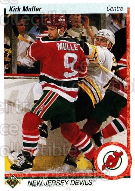 1990-91 Upper Deck French #267 Kirk Muller<br/>17 In Stock - $1.00 each - <a href=https://centericecollectibles.foxycart.com/cart?name=1990-91%20Upper%20Deck%20French%20%23267%20Kirk%20Muller...&quantity_max=17&price=$1.00&code=258838 class=foxycart> Buy it now! </a>
