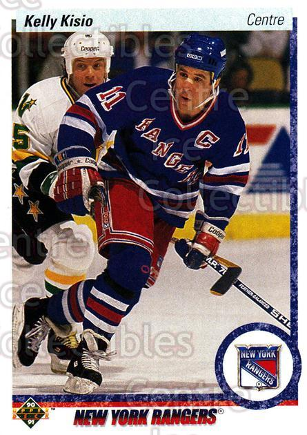 1990-91 Upper Deck French #296 Kelly Kisio<br/>16 In Stock - $1.00 each - <a href=https://centericecollectibles.foxycart.com/cart?name=1990-91%20Upper%20Deck%20French%20%23296%20Kelly%20Kisio...&quantity_max=16&price=$1.00&code=258867 class=foxycart> Buy it now! </a>