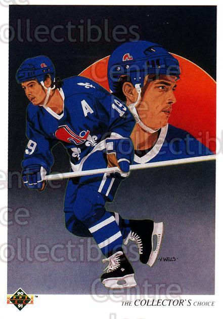 1990-91 Upper Deck French #301 Joe Sakic, Checklist<br/>15 In Stock - $1.00 each - <a href=https://centericecollectibles.foxycart.com/cart?name=1990-91%20Upper%20Deck%20French%20%23301%20Joe%20Sakic,%20Chec...&price=$1.00&code=258872 class=foxycart> Buy it now! </a>