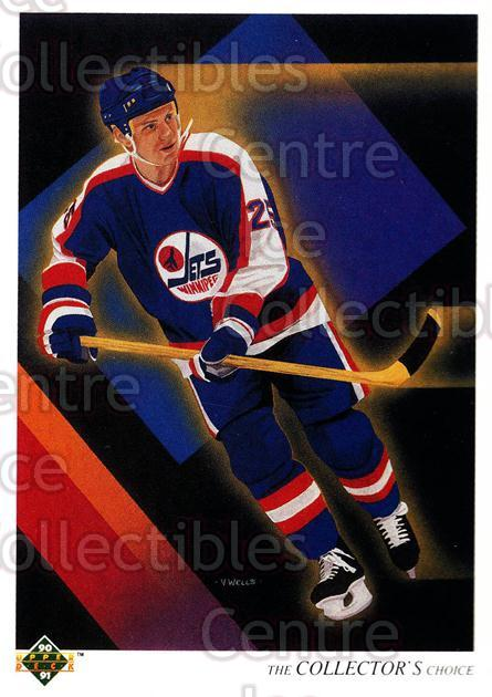 1990-91 Upper Deck French #313 Thomas Steen, Checklist<br/>15 In Stock - $1.00 each - <a href=https://centericecollectibles.foxycart.com/cart?name=1990-91%20Upper%20Deck%20French%20%23313%20Thomas%20Steen,%20C...&quantity_max=15&price=$1.00&code=258884 class=foxycart> Buy it now! </a>