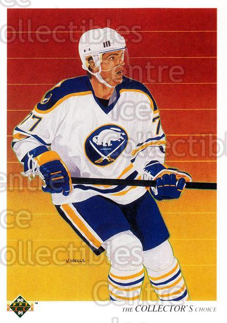 1990-91 Upper Deck French #318 Pierre Turgeon, Checklist<br/>17 In Stock - $1.00 each - <a href=https://centericecollectibles.foxycart.com/cart?name=1990-91%20Upper%20Deck%20French%20%23318%20Pierre%20Turgeon,...&quantity_max=17&price=$1.00&code=258889 class=foxycart> Buy it now! </a>