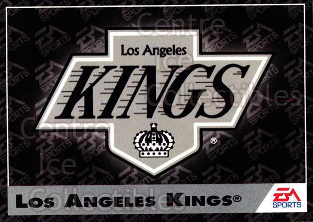 1994 EA Sports #168 Los Angeles Kings<br/>6 In Stock - $1.00 each - <a href=https://centericecollectibles.foxycart.com/cart?name=1994%20EA%20Sports%20%23168%20Los%20Angeles%20Kin...&quantity_max=6&price=$1.00&code=2589 class=foxycart> Buy it now! </a>