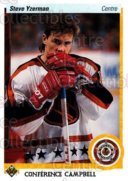 1990-91 Upper Deck French #477 Steve Yzerman<br/>15 In Stock - $1.00 each - <a href=https://centericecollectibles.foxycart.com/cart?name=1990-91%20Upper%20Deck%20French%20%23477%20Steve%20Yzerman...&price=$1.00&code=259048 class=foxycart> Buy it now! </a>