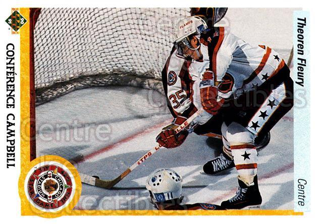 1990-91 Upper Deck French #478 Theo Fleury<br/>14 In Stock - $1.00 each - <a href=https://centericecollectibles.foxycart.com/cart?name=1990-91%20Upper%20Deck%20French%20%23478%20Theo%20Fleury...&quantity_max=14&price=$1.00&code=259049 class=foxycart> Buy it now! </a>