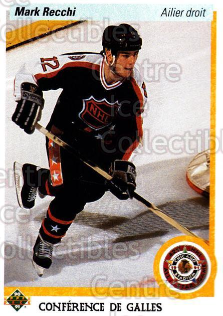 1990-91 Upper Deck French #487 Mark Recchi<br/>15 In Stock - $1.00 each - <a href=https://centericecollectibles.foxycart.com/cart?name=1990-91%20Upper%20Deck%20French%20%23487%20Mark%20Recchi...&quantity_max=15&price=$1.00&code=259058 class=foxycart> Buy it now! </a>
