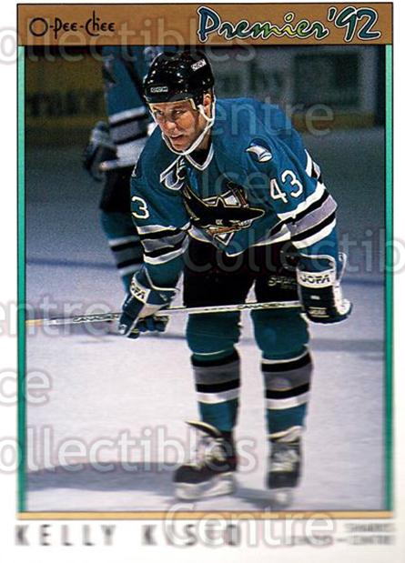 1991-92 OPC Premier #69 Kelly Kisio<br/>7 In Stock - $1.00 each - <a href=https://centericecollectibles.foxycart.com/cart?name=1991-92%20OPC%20Premier%20%2369%20Kelly%20Kisio...&quantity_max=7&price=$1.00&code=259190 class=foxycart> Buy it now! </a>