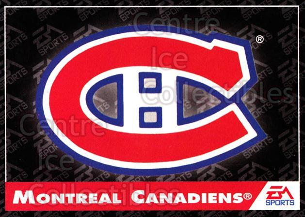 1994 EA Sports #170 Montreal Canadiens<br/>5 In Stock - $1.00 each - <a href=https://centericecollectibles.foxycart.com/cart?name=1994%20EA%20Sports%20%23170%20Montreal%20Canadi...&quantity_max=5&price=$1.00&code=2592 class=foxycart> Buy it now! </a>