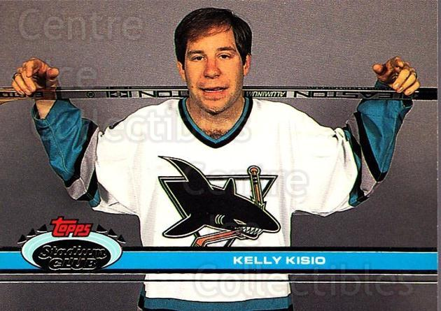 1991-92 Stadium Club #186 Kelly Kisio<br/>5 In Stock - $1.00 each - <a href=https://centericecollectibles.foxycart.com/cart?name=1991-92%20Stadium%20Club%20%23186%20Kelly%20Kisio...&quantity_max=5&price=$1.00&code=259505 class=foxycart> Buy it now! </a>