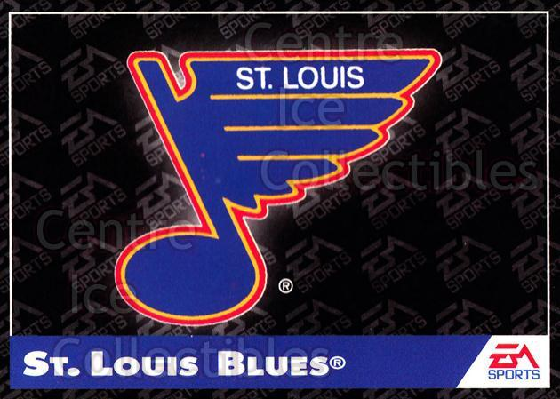 1994 EA Sports #179 St. Louis Blues<br/>6 In Stock - $1.00 each - <a href=https://centericecollectibles.foxycart.com/cart?name=1994%20EA%20Sports%20%23179%20St.%20Louis%20Blues...&quantity_max=6&price=$1.00&code=2601 class=foxycart> Buy it now! </a>